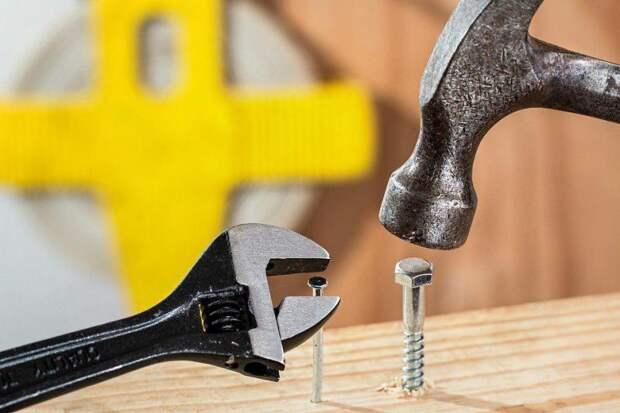 Инструменты, ремонт. Фото: pixabay.com