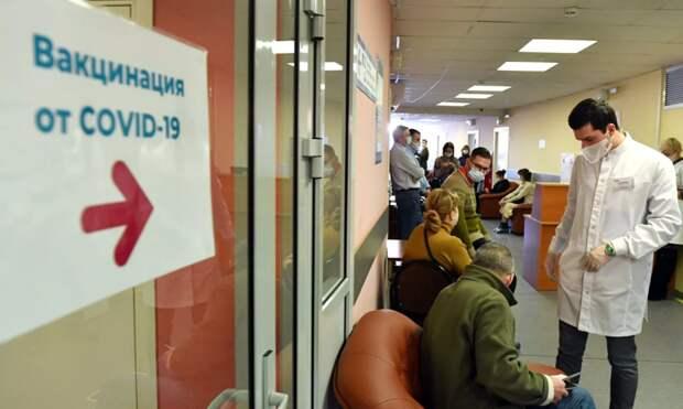 Инфекционист: вакцинация 50% россиян обеспечит возвращение к привычной жизни