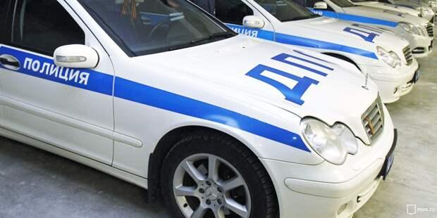 Водитель автопогрузчика сбил подростка у станции метро «Динамо»