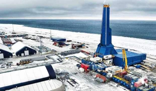 «Роснефть» хочет прокачивать нефть помощностям «Сахалин-1»