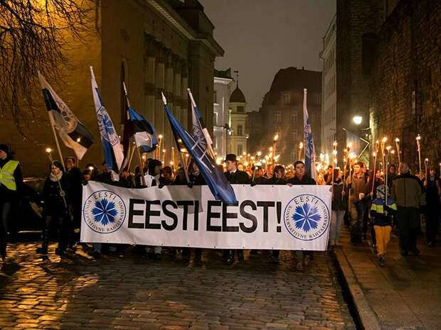 Эстония – целый век претензий к России