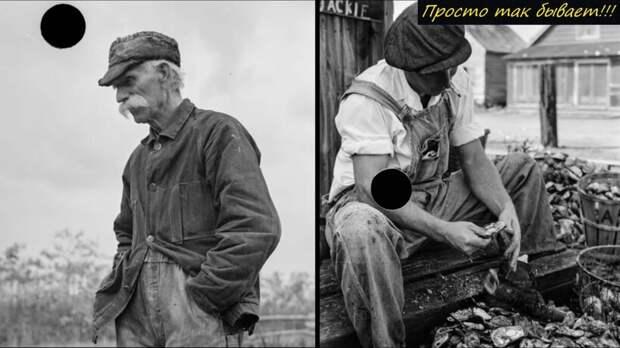 Видео: Что означают загадочные черные точки на старинных архивных фото