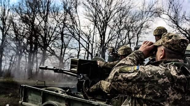 Генерал ВСУ впервые заявил о беспорядочной стрельбе в Донбассе