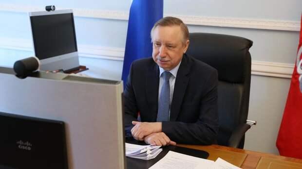 «В Петербурге это особый праздник»: Беглов поздравил всех музейщиков