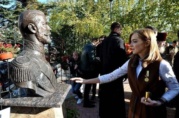 Немного о Поклонской: а если бы в Крым пришли человечки в фельдграу?