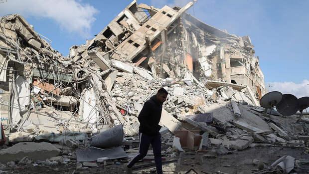 Израиль отклонил просьбу Египта начать гуманитарное перемирие