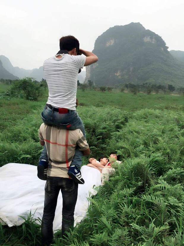 Как насамом деле создаются свадебные фото