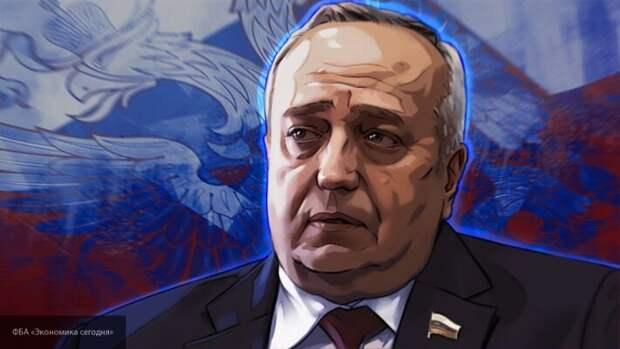 Клинцевич назвал глупостью обвинения чехов в адрес России в сносе памятника Коневу