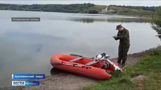 Два подростка из Кемерова утонули во время катания на резиновой лодке