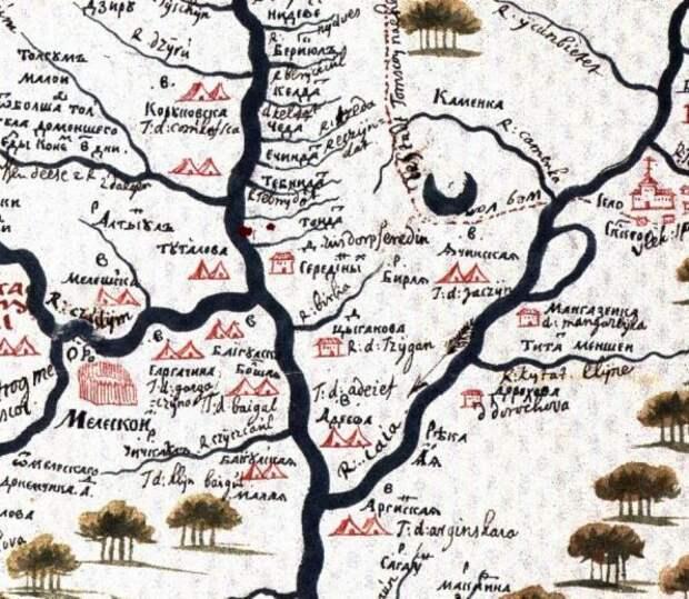 Связь между древним народом Сибири и славянами: Серуяне – предки всех славян.