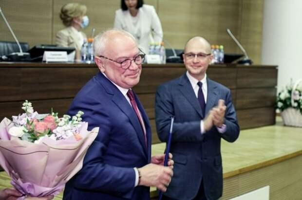 Основатель центра Рогачева получил благодарственное письмо от Путина