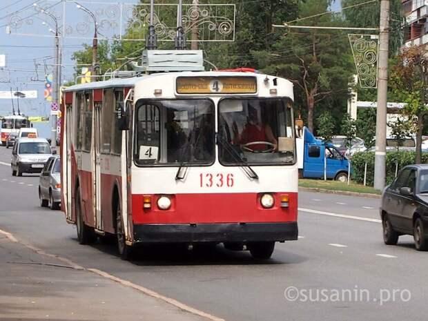Пользоваться льготными проездными в Удмуртии разрешат с 1 мая
