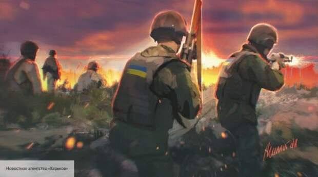 Киевский политолог предсказал российско-украинскую войну