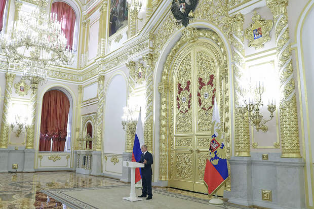 Путин пообещал повысить размер пенсий
