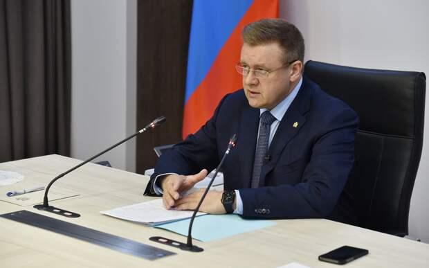 Николай Любимов обратился к рязанцам из-за темпов вакцинации от коронавируса