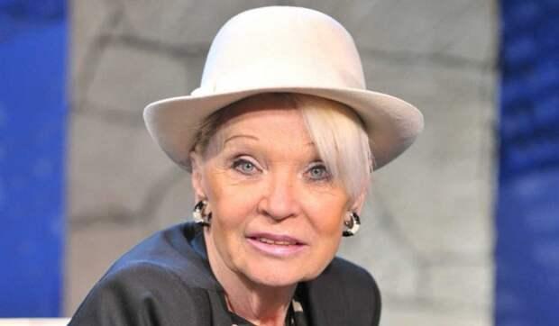 81-летняя Светлана Светличная шокировала заявлением о романе