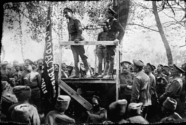 Разведопрос: Борис Юлин про события Первой мировой войны 1917 года