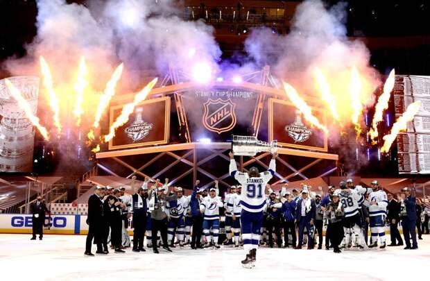 Плей-офф в НХЛ может начаться уже 15 мая