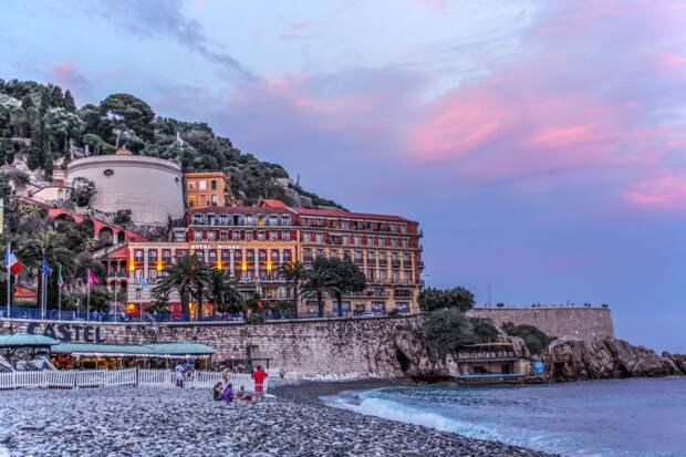 Ницца признана объектом Всемирного наследия ЮНЕСКО