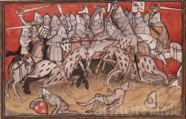 Битва при Оре – еще одна из «незнаемых битв»