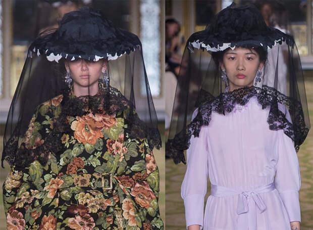 Как носить вуаль в 2019 году