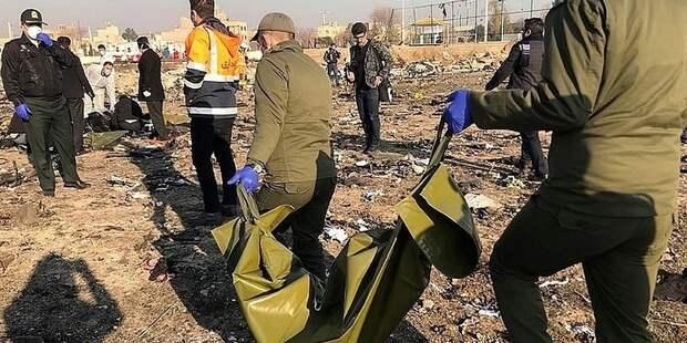 Иран, Украина и Канада обсудили крушение Boeing в Тегеране