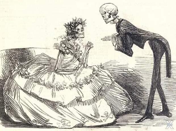 Мрачная история черного платья: вещи, которые несли владельцам смерть