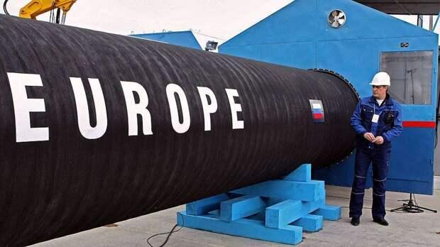 Природный газ вновь дорожает в Европе
