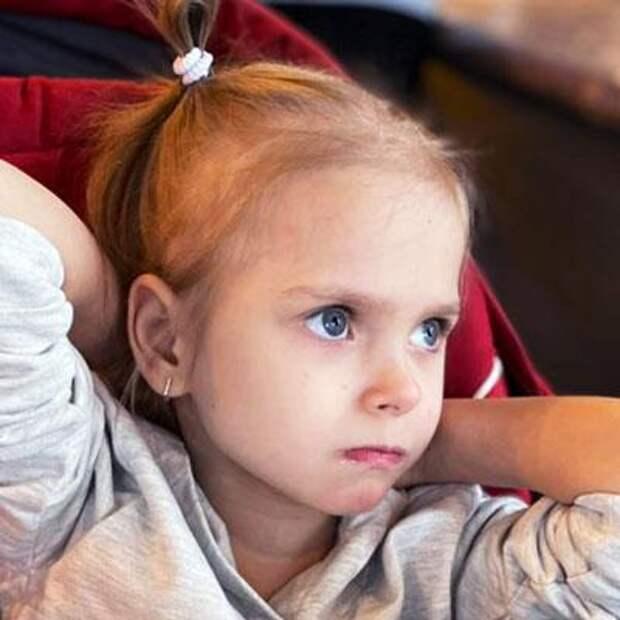 Варя Марухно, 6 лет, редкая генетическая мутация, эпилептическая энцефалопатия, требуется лекарство на год, 186653₽