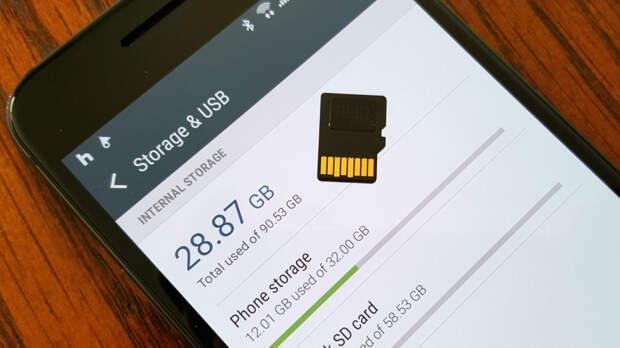Как правильно выбрать объем памяти в смартфоне