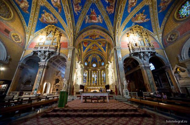 Церкви Рима