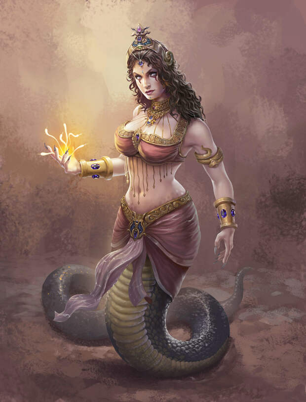 Тайна змея Апопа и богини Уаджит