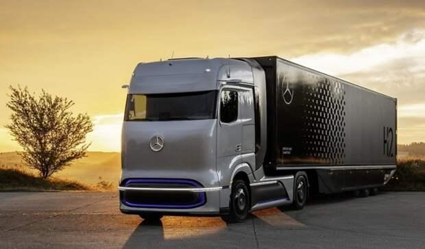 Перевод грузового автотранспорта наводород будет стимулировать H2Accelerate