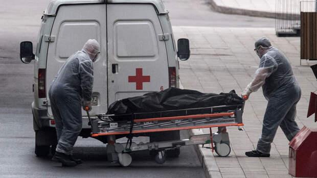 Еще 39 пациентов с COVID-19 умерли в Москве - Газета.Ru | Новости