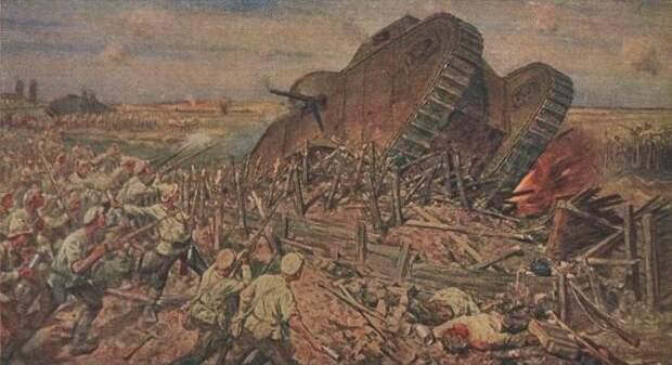 Сражение на Нижнем Днепре. Блюхер и Городовиков против Витковского и Барбовича