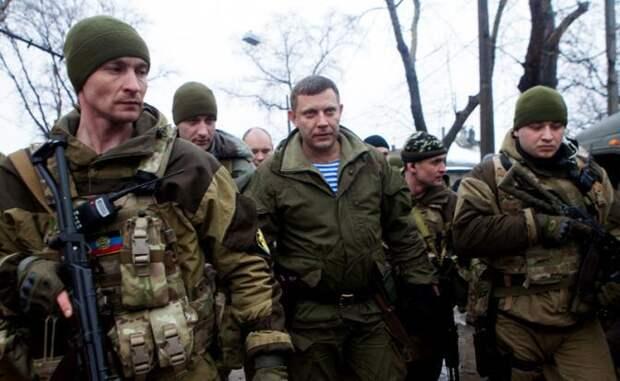 Басурин: Заявления Киева об «успехах» в Донбассе не соответствуют действительности
