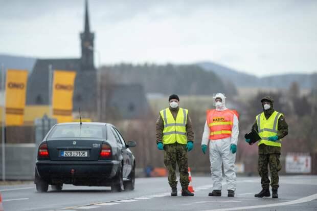 Чехия запретила въезд в страну для иностранцев из-за Covid-19
