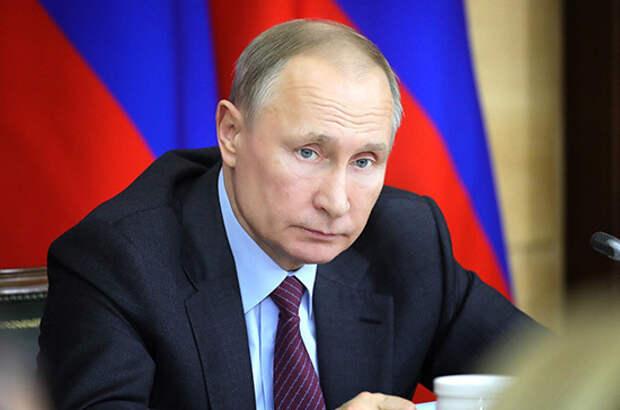 Путин рассказал о подготовке послания Федеральному собранию