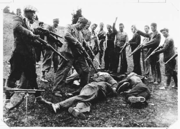Военному преступнику, зверствам которого ужасались даже эсэсовцы, посвятили выставку в ЕП