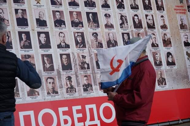 В столице Крыма – выставка военной техники
