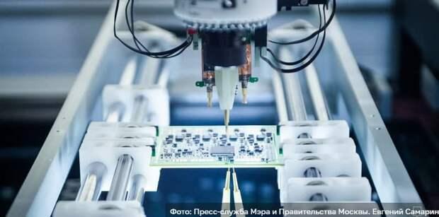 Сергунина рассказала о московском проекте «Карта инновационных решений» для технологического бизнеса. Фото: Е. Самарин mos.ru