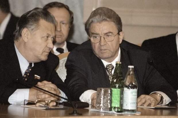 Умер бывший губернатор Пермского края Геннадий Игумнов