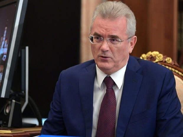 ФСБ почти год прослушивала телефонные разговоры губернатора Белозерцева