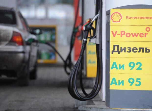 Минэнерго: рост цен на дизельное топливо не грозит дефицитом на заправках