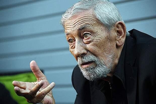 Известный грузинский актер и певец заявил, что любит русский народ, но его советский менталитет и политика России ему не нравятся Фото: Евгения ГУСЕВА
