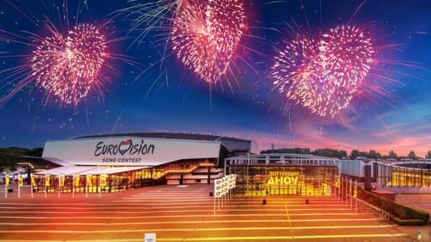 Официальное открытие Евровидения прошло в Роттердаме