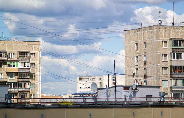 В Савеловском в 14 домах отремонтируют крыши