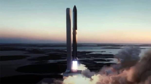 SpaceX запланировала тестовый полёт космического корабля Starship из Техаса на Гавайи