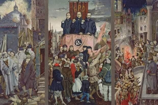 Вернер Тюбке: К истории немецкого рабочего движения