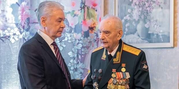 Участники Битвы за Москву получат 20 тысяч рублей и памятный знак